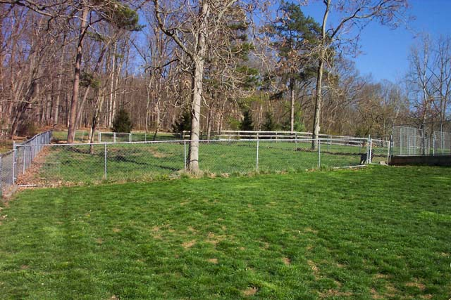 Allegheny Labrabors - Kennel Paddock